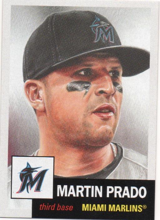 201. Martin Prado (4,755) -