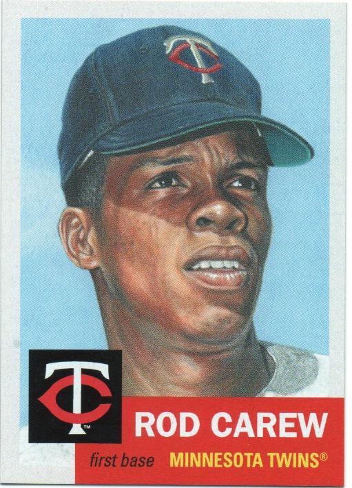 202. Rod Carew (3,295) -
