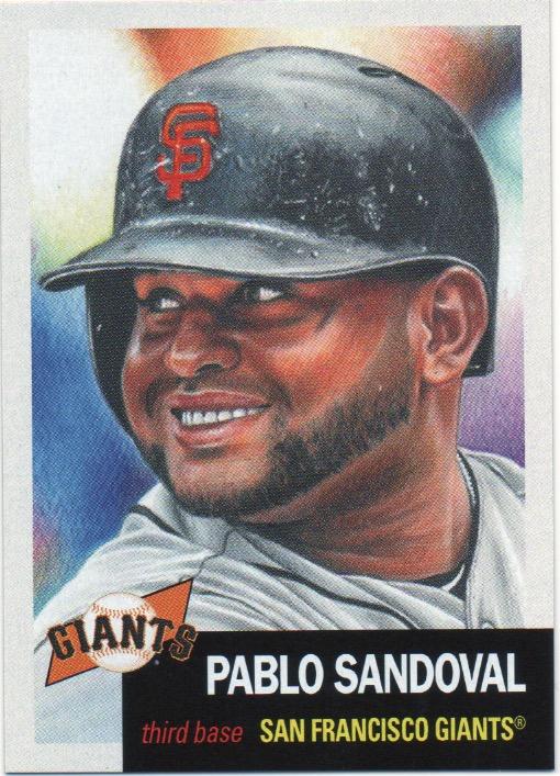 204. Pablo Sandoval (2,574) -