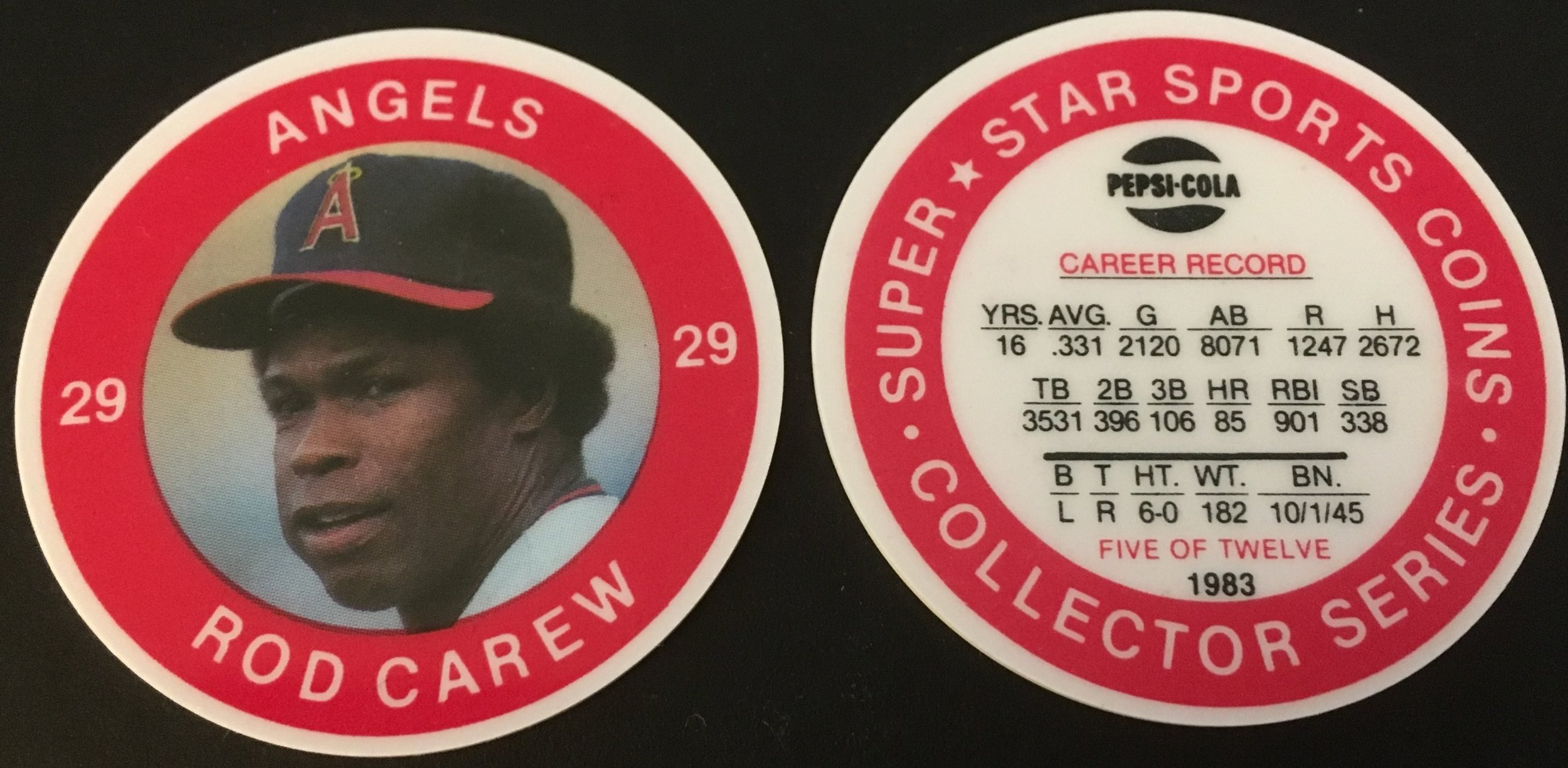 "These 1983 discs were the ""proof of concept"" to what would become 8 years of Slurpee Coins"