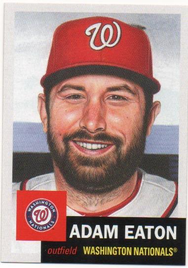 231. Adam Eaton (2,332) -