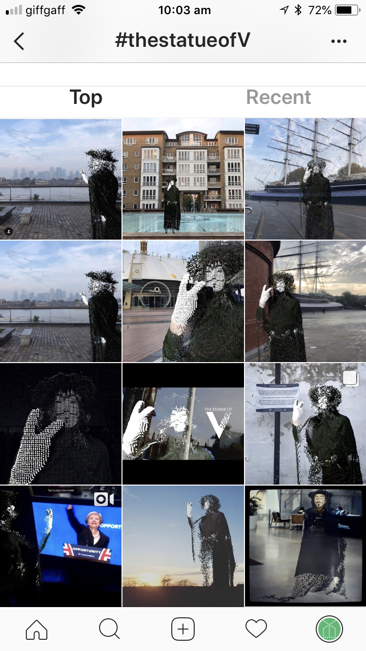 The Statue of V on Instagram.PNG