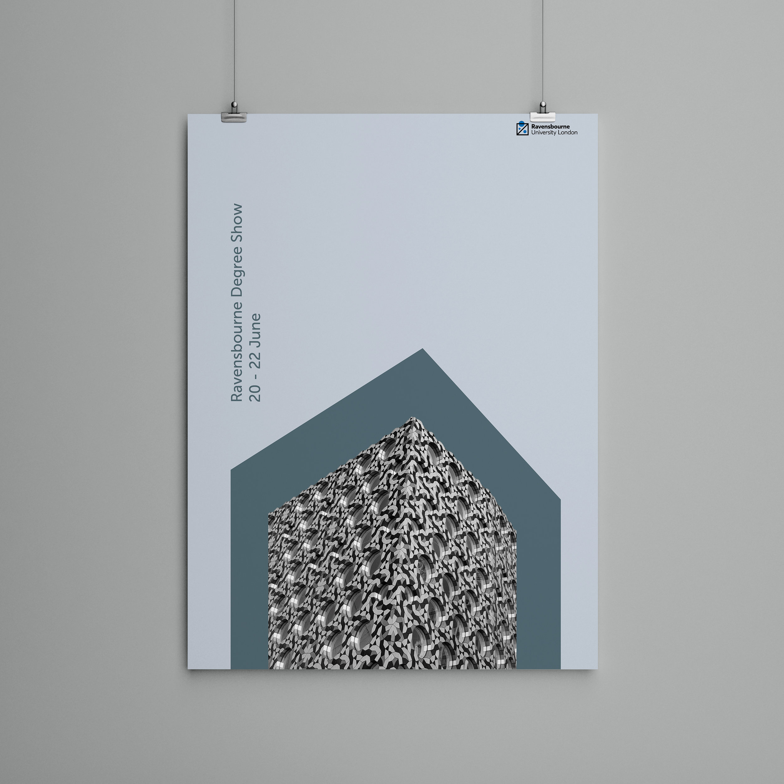Paper Hanging With Clips Mockup For Poster Presecntation.jpg
