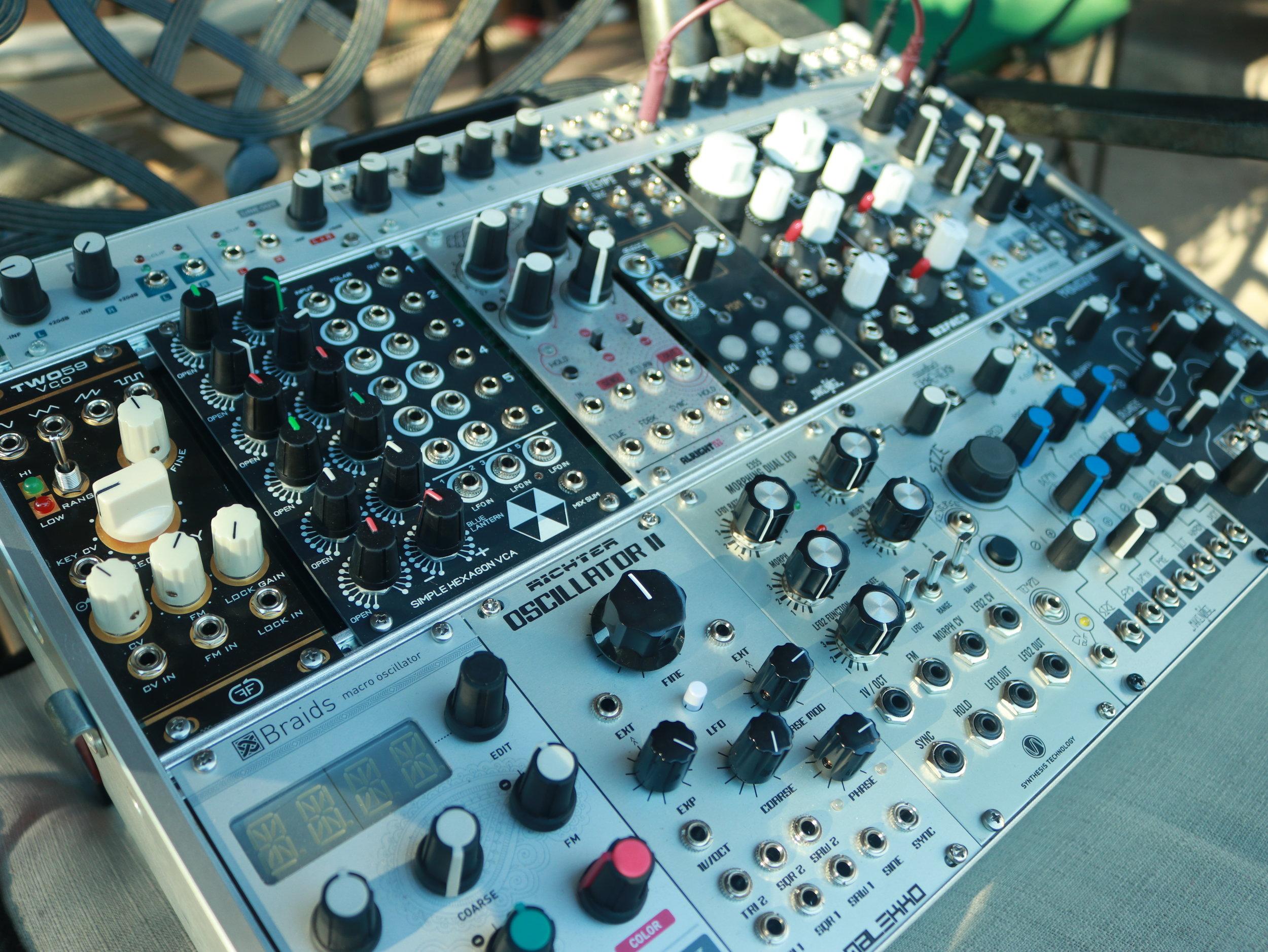 - modular