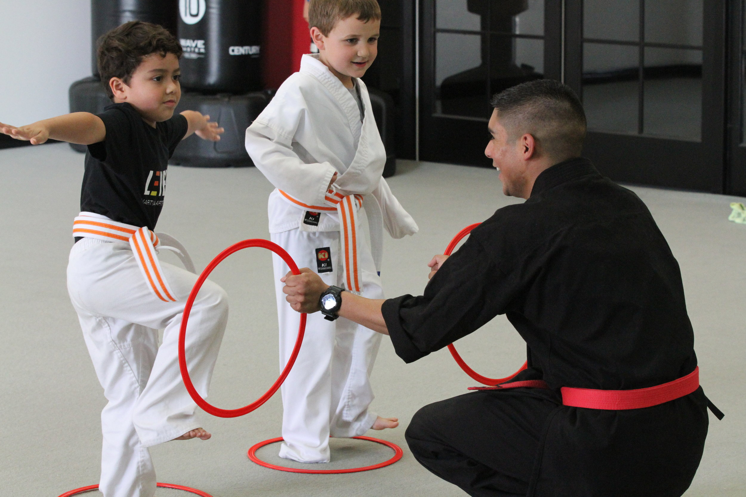 Karate classes for 5 year olds near me