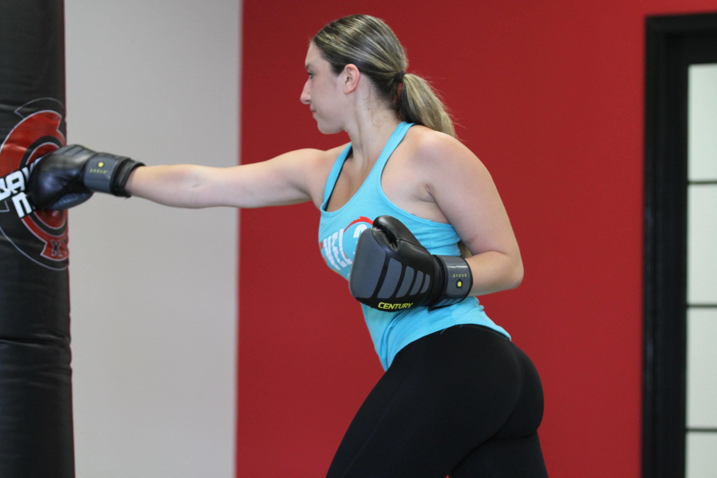 womens martial arts classes near me