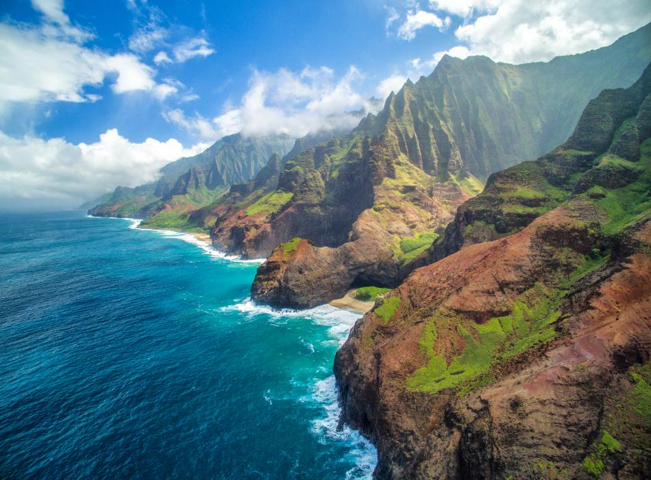 The beautiful island of Oahu, Hawaii. Home to Professor Ferreira and a key piece of history to your Kempo lineage.