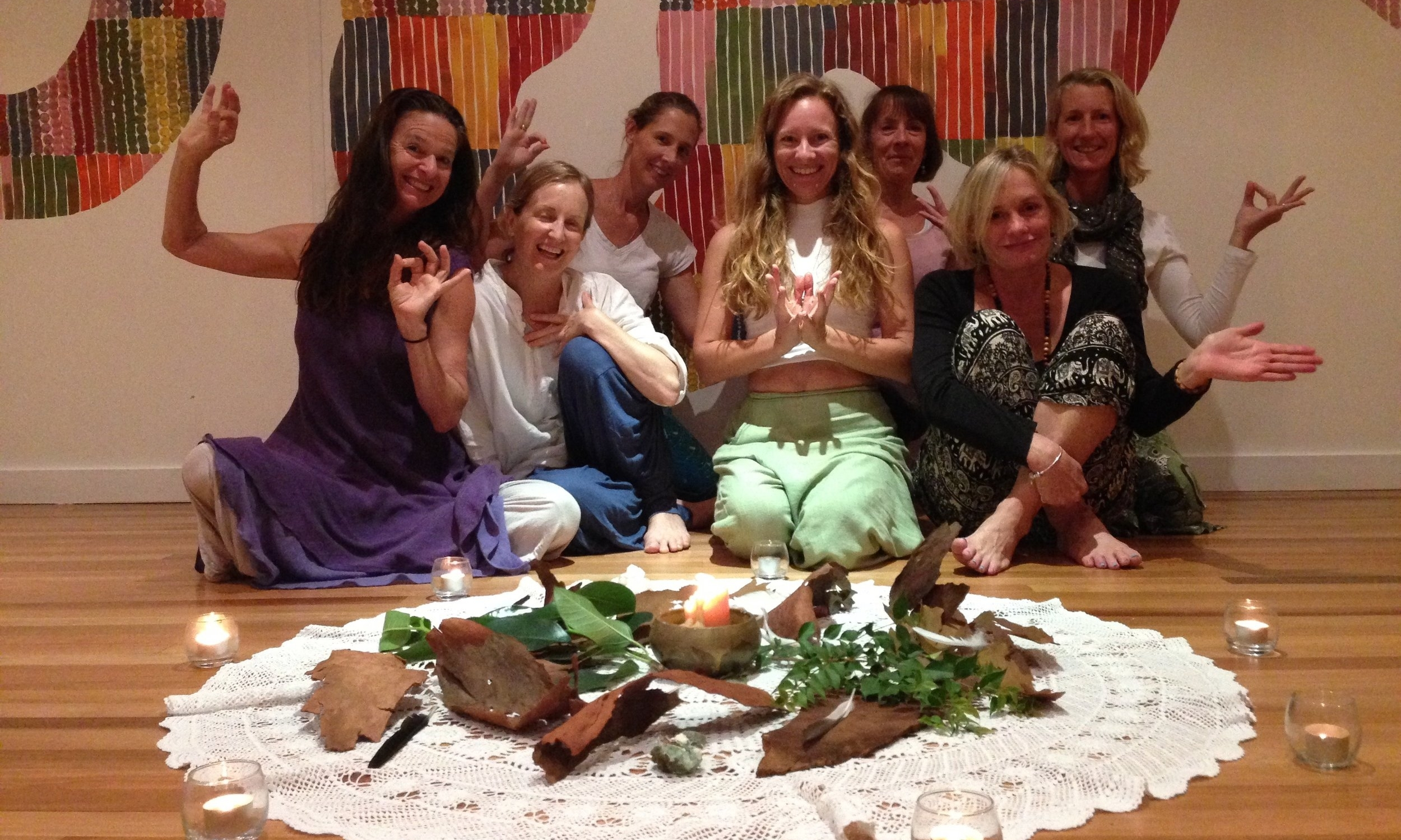BODY TEMPLESACRED WOMEN'S CIRCLE - If connecting with yourself and your body is a goal for you this year, there's no better way to start than to join Carol for this very special event next week. She will guide you through meditation, dance, a sound bath and more - encouraging curiosity and wonder - to finally enjoy being in your own body and to experience the sacred connection between your body, mind and spirit.Friday 2nd March, 6 - 8.30pm, with Carol