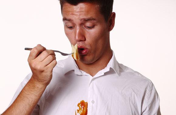 Spilling Food on Suit.jpg