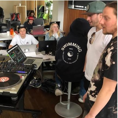 Ableton DJ Class