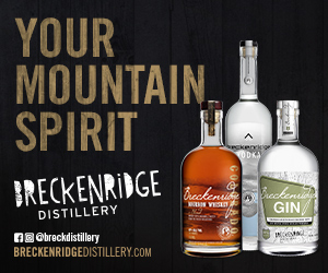 Breckenridge Distillery is a proud sponsor of SharedViews!