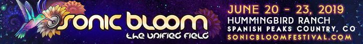 SharedViews is a proud partner of Sonic Bloom 2019
