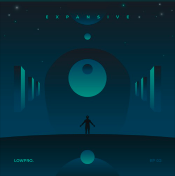 EP Cover Art from LowPro.