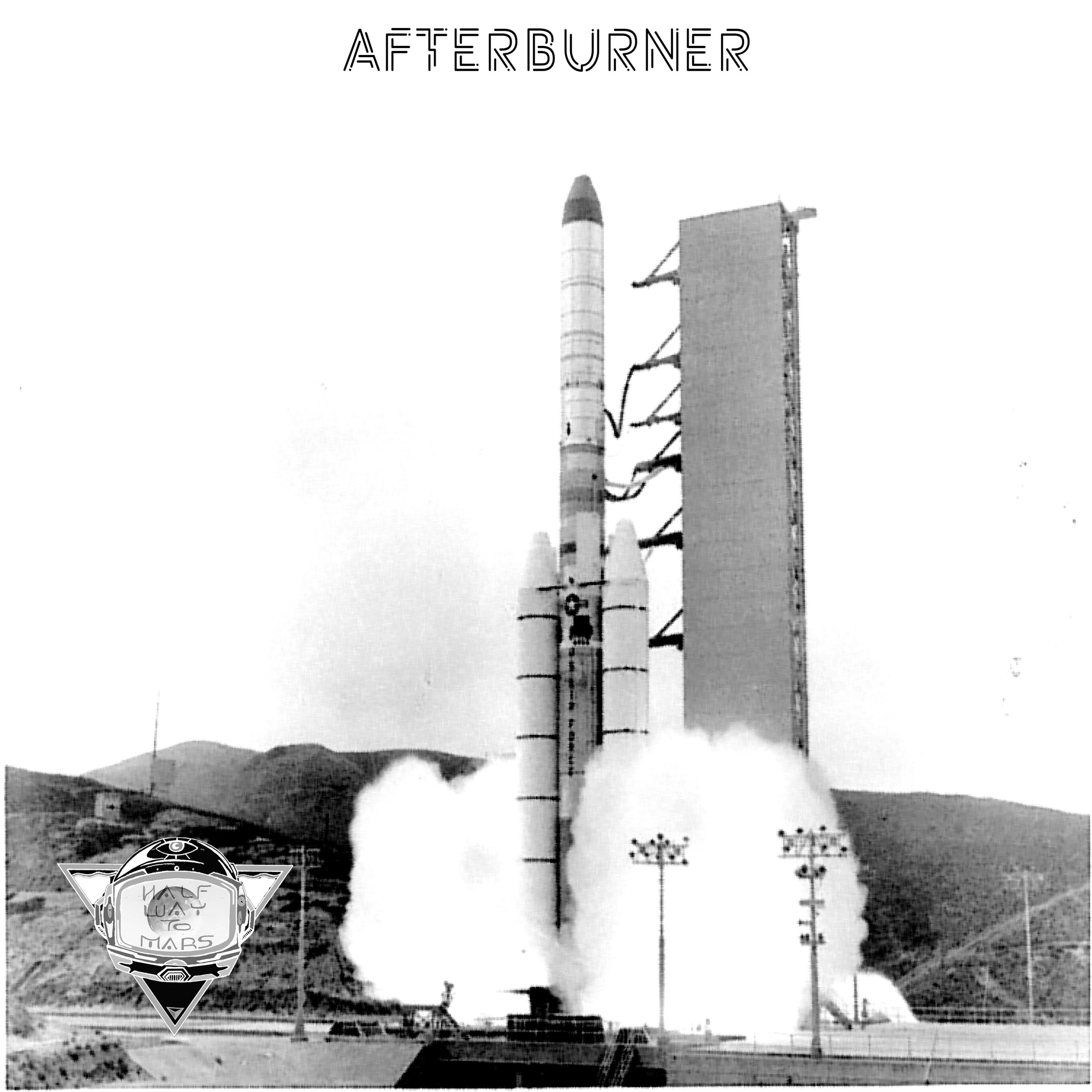 Afterburner Cover Art