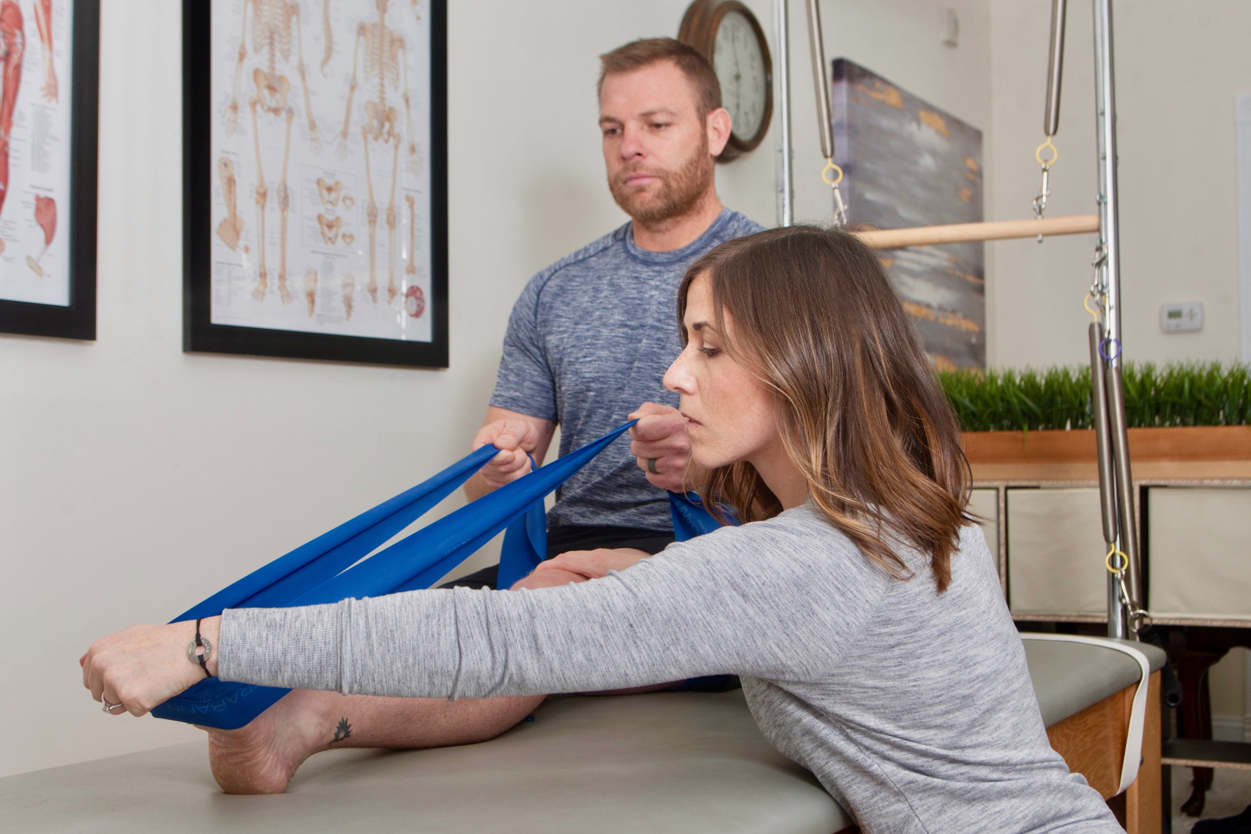 Advanced Pilates for Neurological Conditions -
