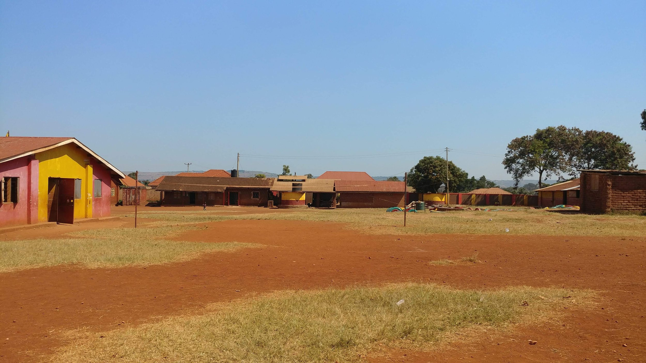 H.E.L.P International Primary School in Masese Uganda