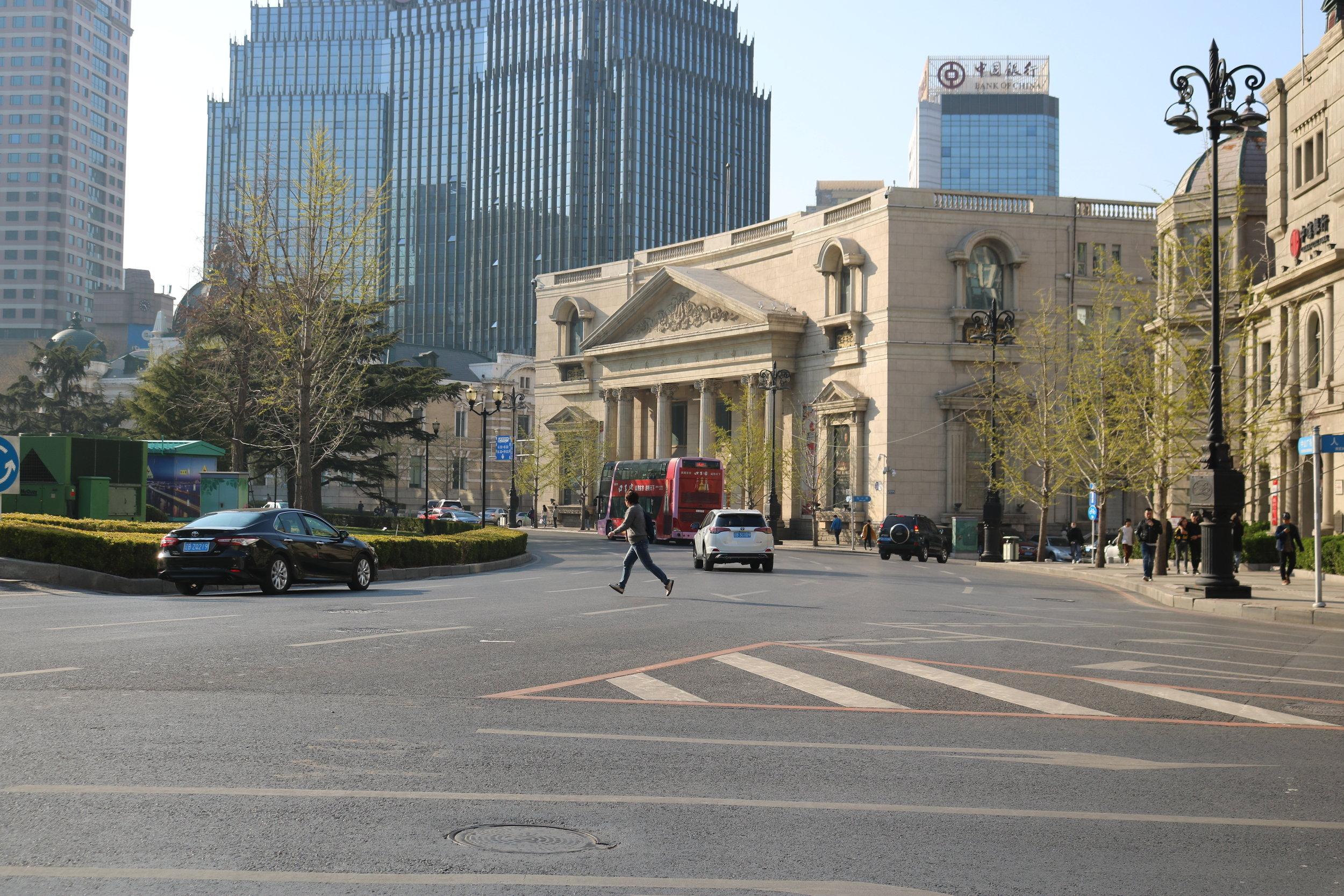 Zhongshan Square - Dalian, China