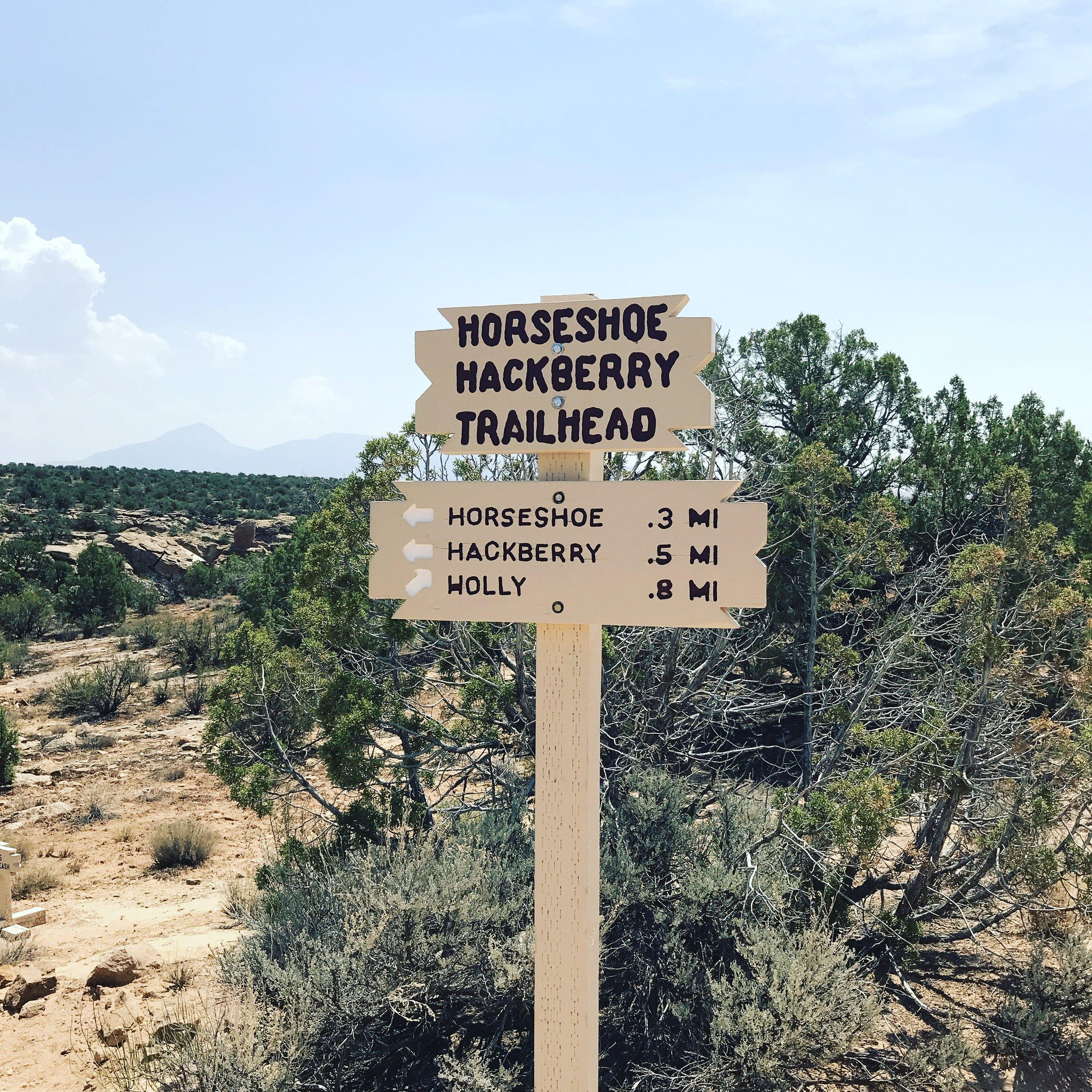 HorseshoeHackberryTrail