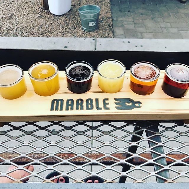 Remembering the quick trip to #albuquerque last week. Enjoyed visiting Marble Brewery! . . . . #newmexicotrue #nmtrue #beer #beertourism #microbrew #craftbeer #lovebeer #tourguidelife #abq