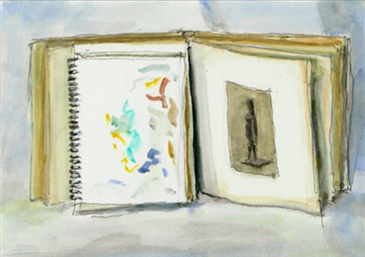 Art Book and Sketch Book
