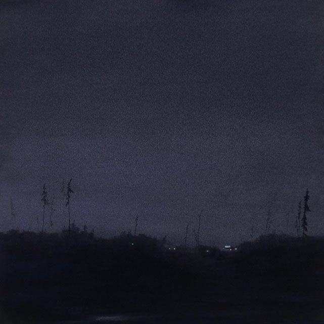 Night Lights No. 3