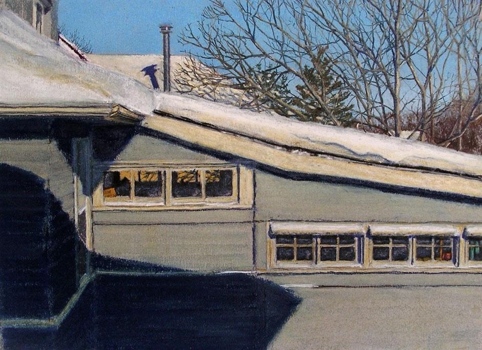 Back Porch, Daylight