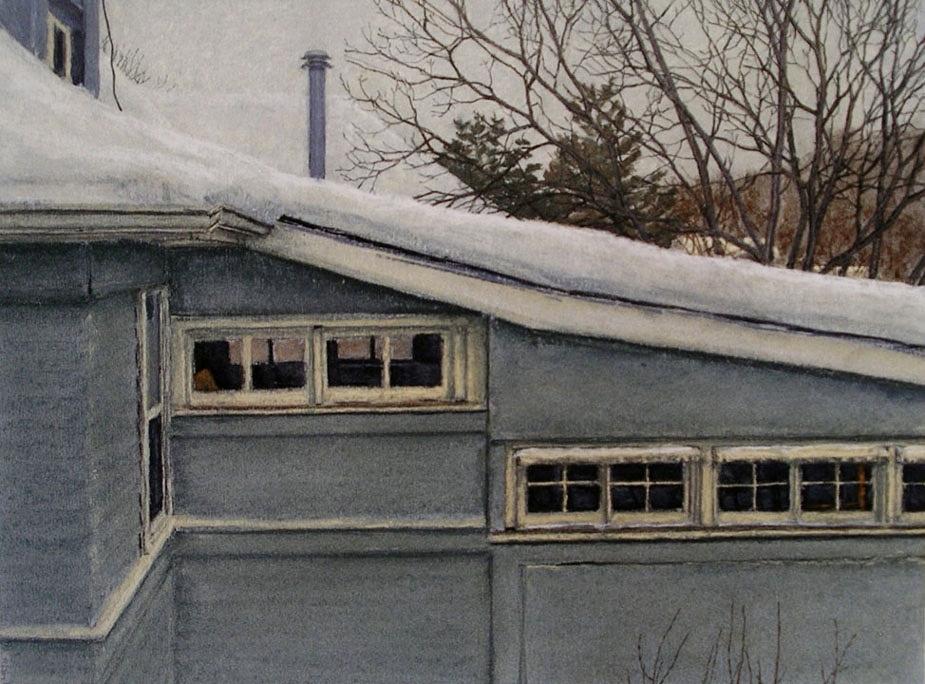 Back Porch, Overcast