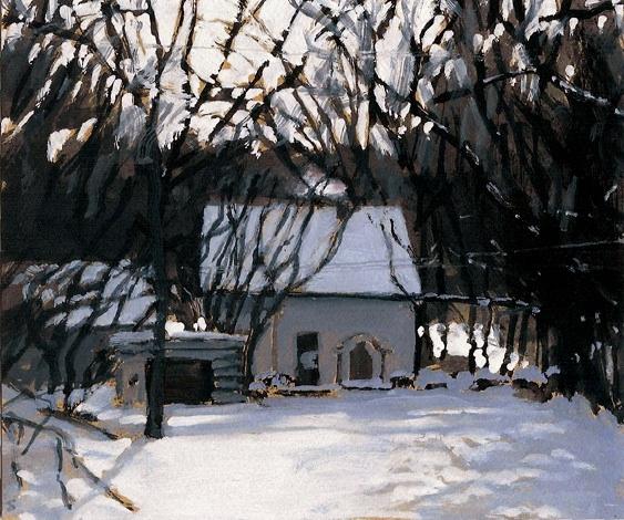 Small House, St. Boniface