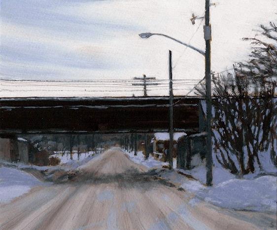 Railway Bridge, St. Boniface
