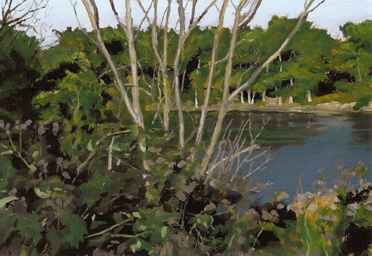 Thistles, Red River