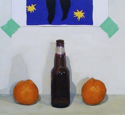 Bottle and Oranges