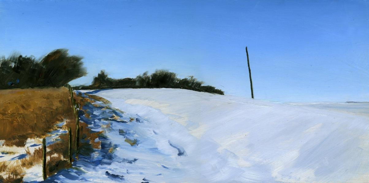 Snowbank