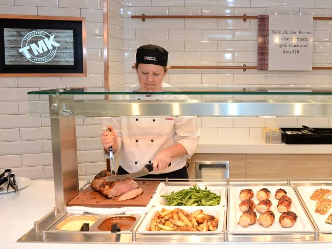 Tasmanian Market Kitchen - Seafood and eat it  (image:  The Advocate )