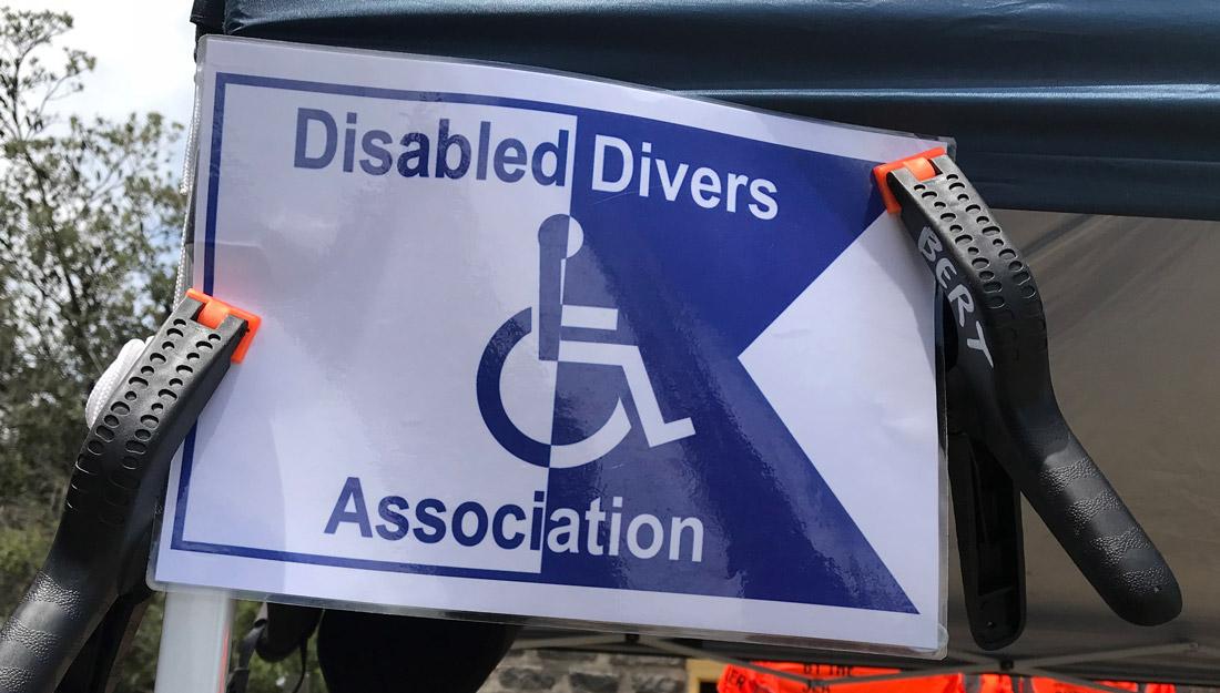 The DDA is volunteer-lead and well organised.