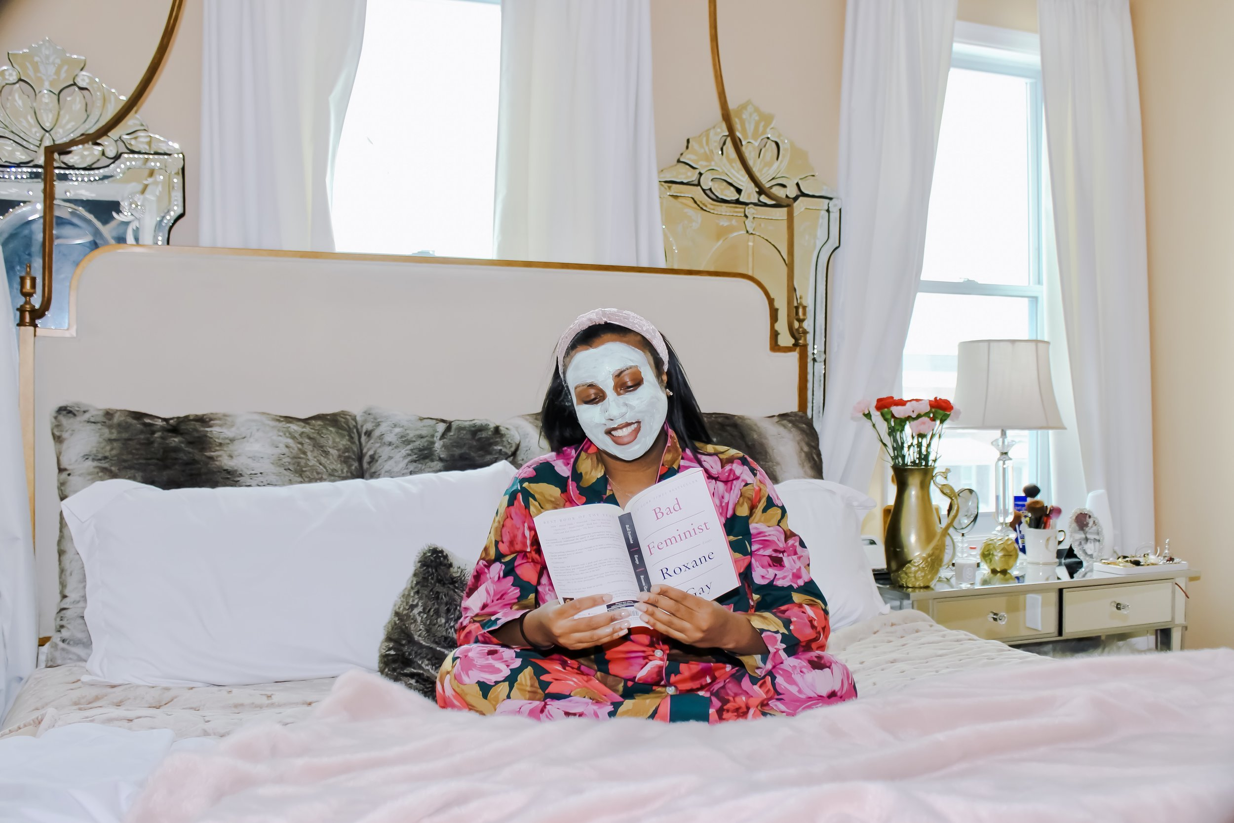 Spa Day Funday - My Home Beauty Regimen