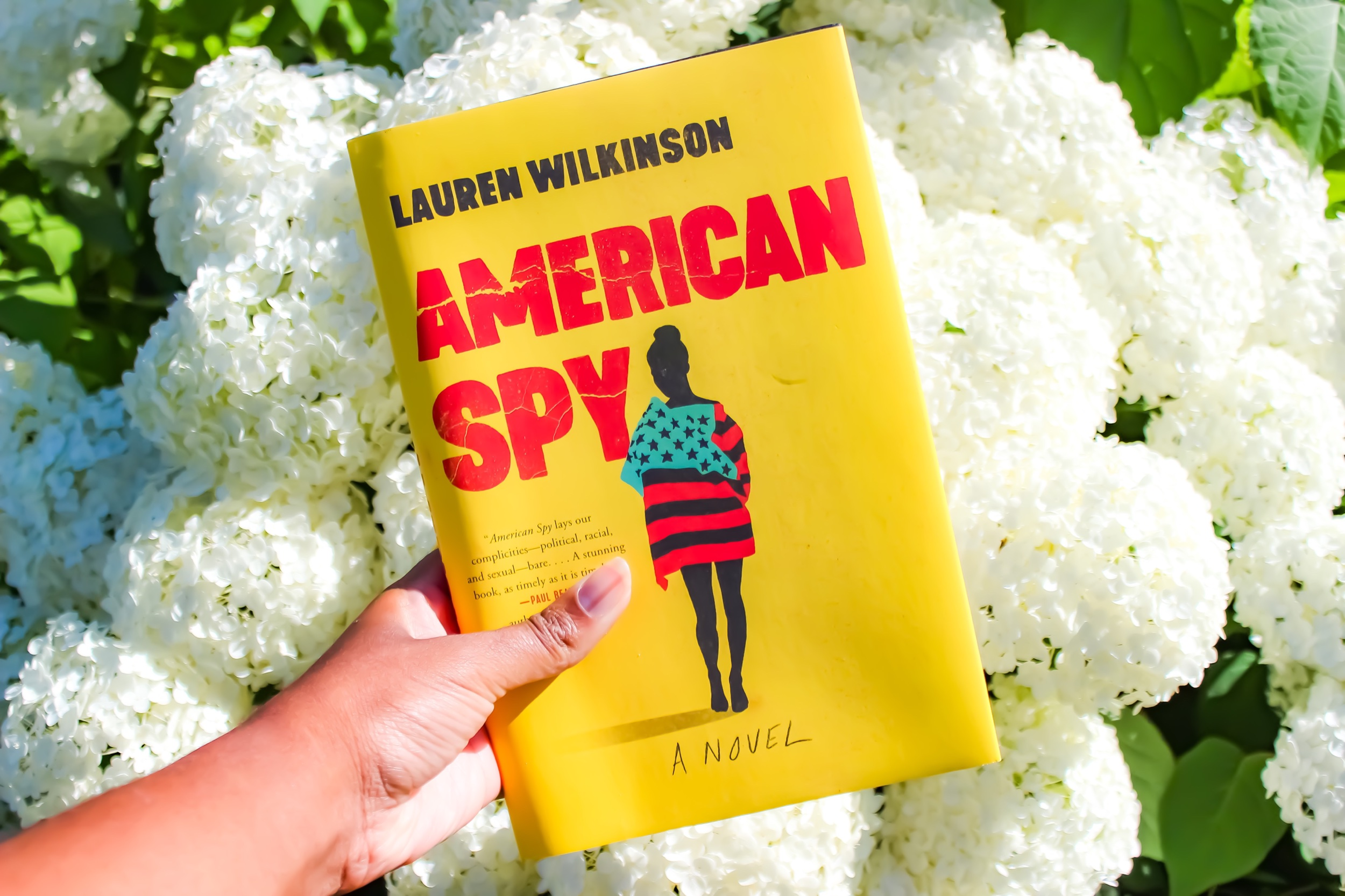Red, White and Covert - American Spy by Lauren Wilkinson
