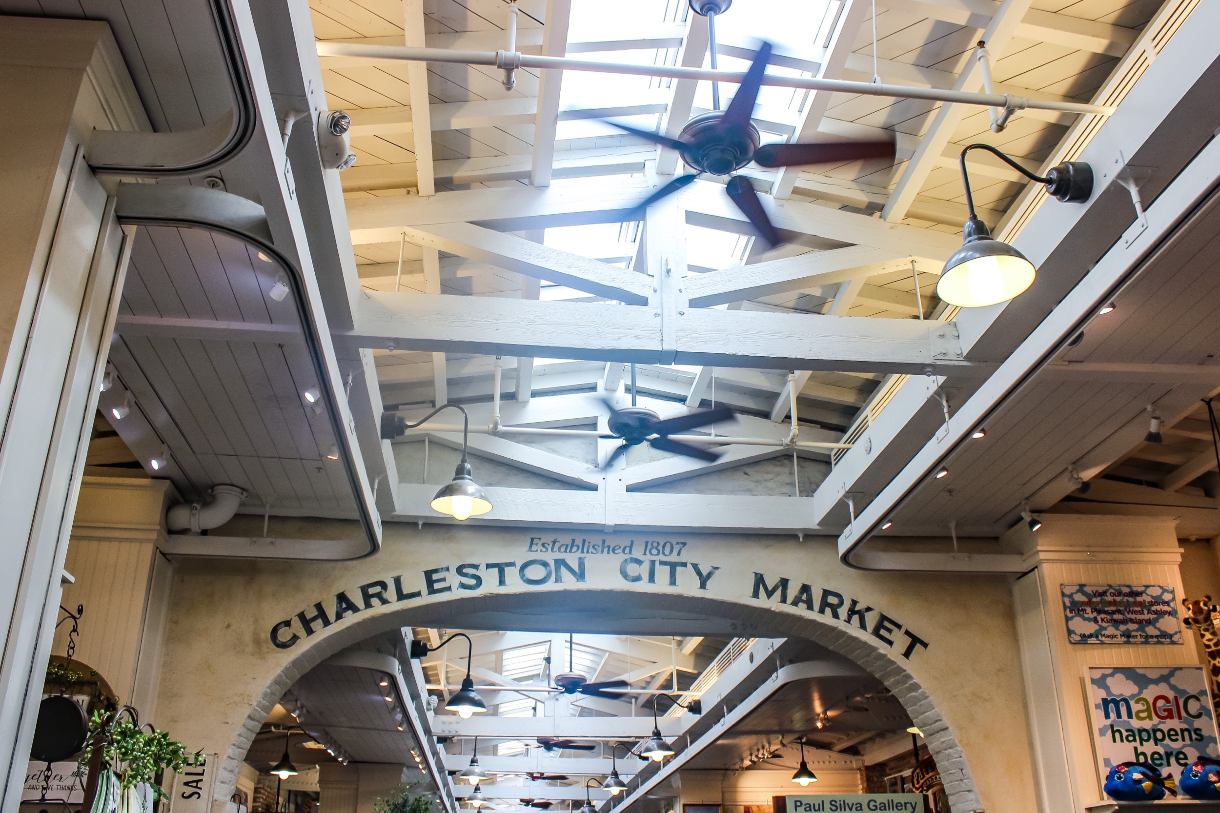 The Historic Charleston City Market - Historic French Quarter