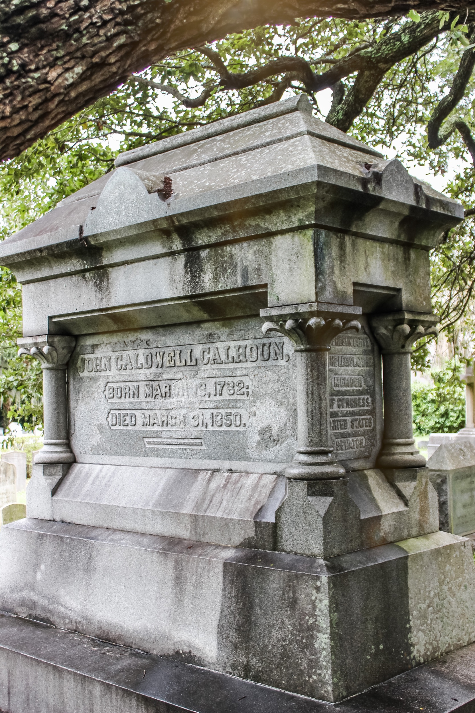 Saint Phillip's Cemetery - Historic French Quarter