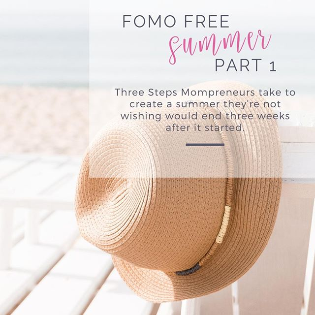 If there's TWO PIECES of summer business advice I would give every mompreneur, it would be this: 1) Don't host a launch right before summer that leaves you with clients to keep up with throughout the summer and 2) don't host a launch during the summer.⠀⠀⠀⠀⠀⠀⠀⠀⠀ ⠀⠀⠀⠀⠀⠀⠀⠀⠀ So, if I don't have paying clients throughout the summer and I don't have a plan to generate income during the summer, am I even an entrepreneur?⠀⠀⠀⠀⠀⠀⠀⠀⠀ ⠀⠀⠀⠀⠀⠀⠀⠀⠀ Good question.⠀⠀⠀⠀⠀⠀⠀⠀⠀ ⠀⠀⠀⠀⠀⠀⠀⠀⠀ Here's what I want you to do…⠀⠀⠀⠀⠀⠀⠀⠀⠀ ⠀⠀⠀⠀⠀⠀⠀⠀⠀ Prep for a launch throughout the summer.⠀⠀⠀⠀⠀⠀⠀⠀⠀ ⠀⠀⠀⠀⠀⠀⠀⠀⠀ Check out the link in my bio for a FULL BLOG post breaking down each step to have a summer that sets you up for a breakthrough launch in the fall!⠀⠀⠀⠀⠀⠀⠀⠀⠀ ⠀⠀⠀⠀⠀⠀⠀⠀⠀ .⠀⠀⠀⠀⠀⠀⠀⠀⠀ .⠀⠀⠀⠀⠀⠀⠀⠀⠀ .⠀⠀⠀⠀⠀⠀⠀⠀⠀ .⠀⠀⠀⠀⠀⠀⠀⠀⠀ #momlife #wahm #personaldevelopment #personalgrowth #christianlife #mompreneur #worklifebalance #workingmomlife #womanofgod #momboss
