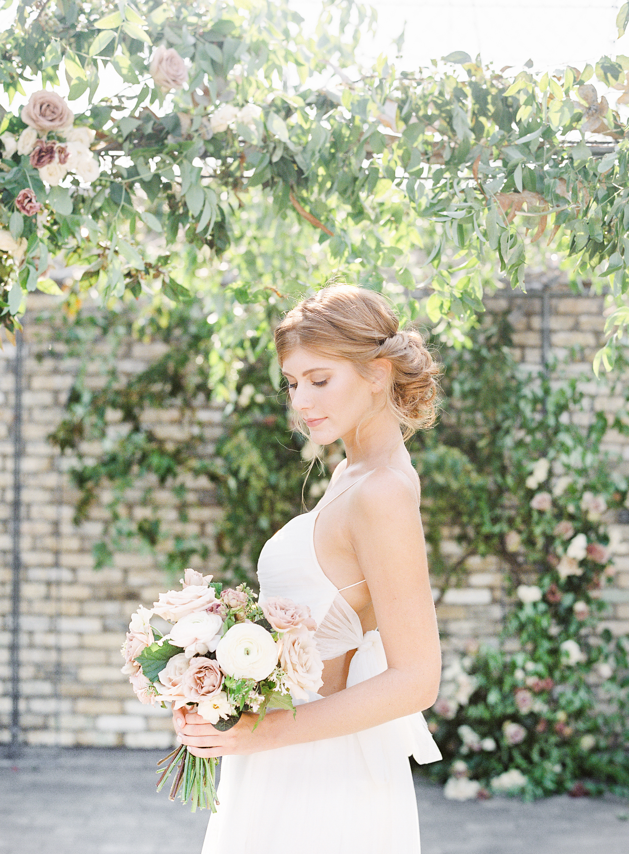 photography: Maria Mack // planning & design: Arielle Fera Events // hair & makeup: Hayley Jeanne