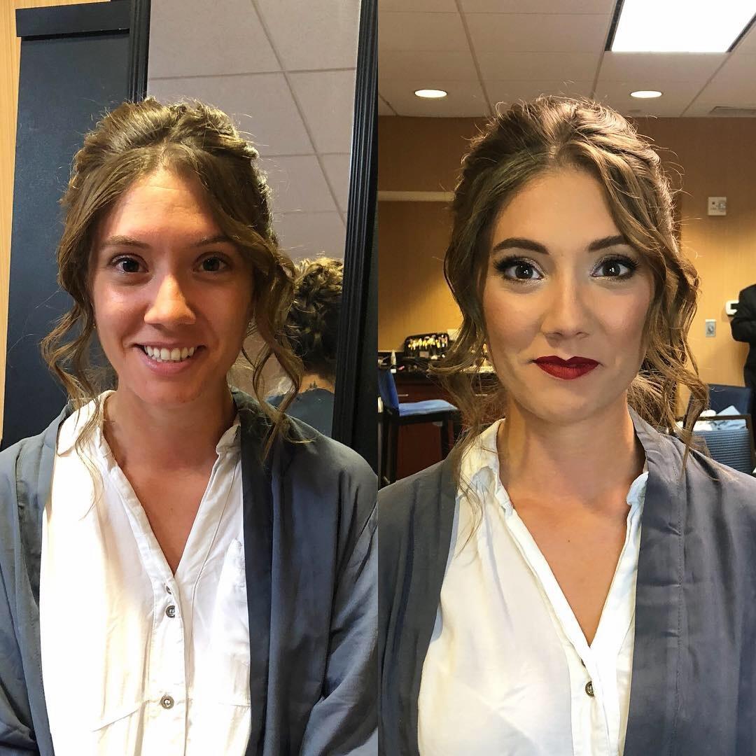 makeup: Hayley Annino // hair: Nicole Gallo