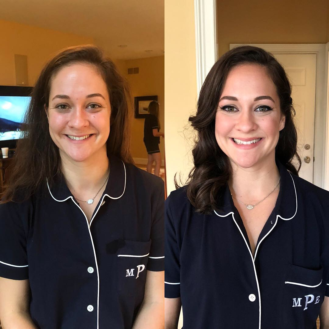 makeup: Hayley Jeanne // hair: Nicole Gallo