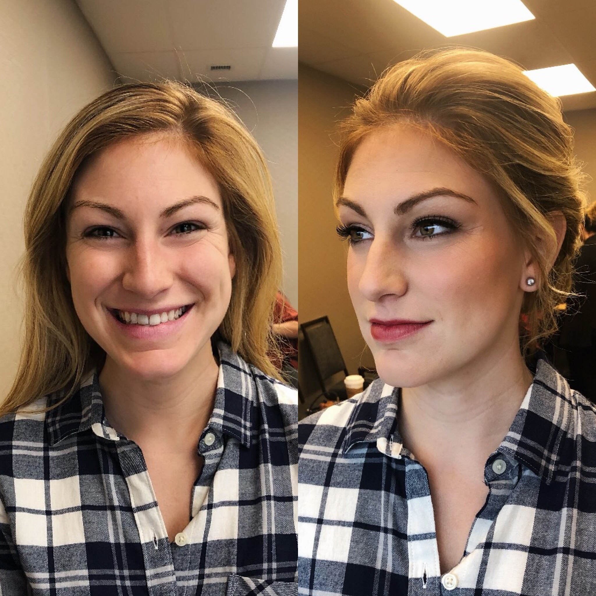 makeup: Hayley Jeanne