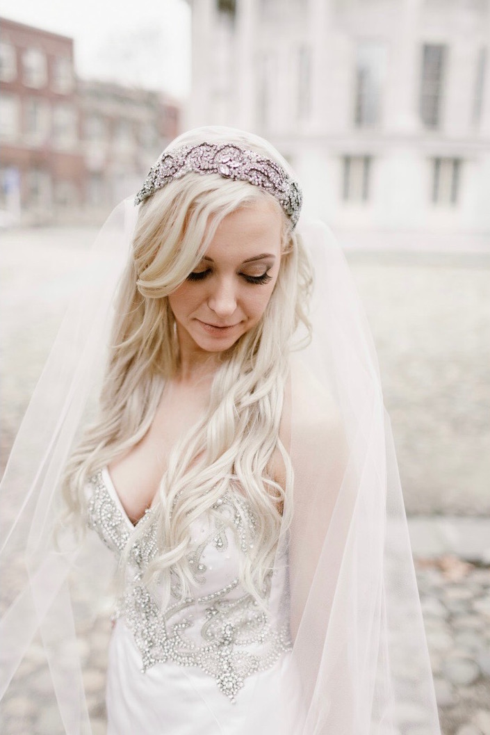 Hair and Makeup: Hayley Jeanne // Photography: Tara Beth Photography