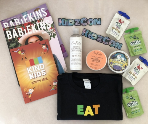 Great Skin Products, Snacks, Kids Magazines, Hair Products, Puddy Toys & Stickers!