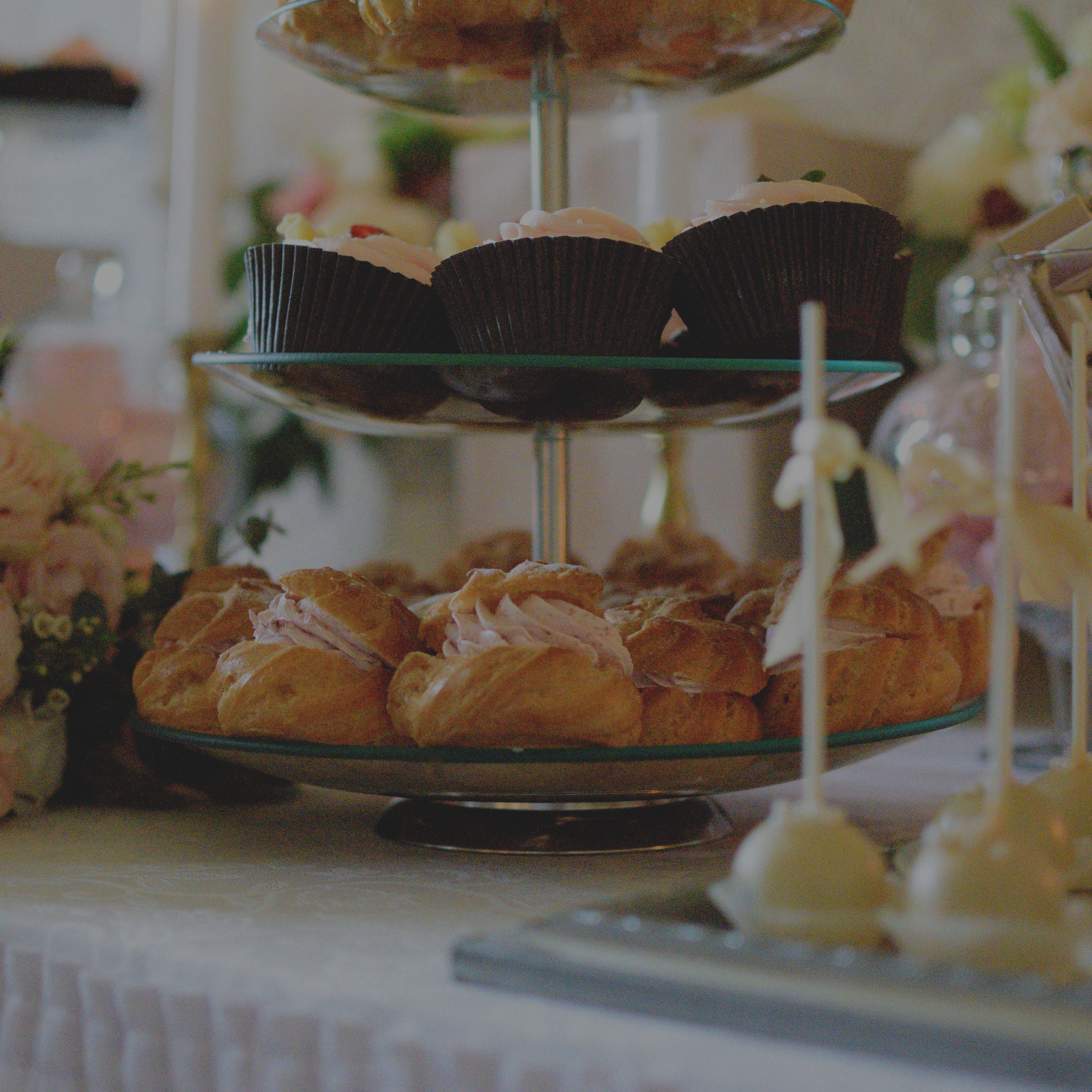 Corporate - morning & afternoon tea
