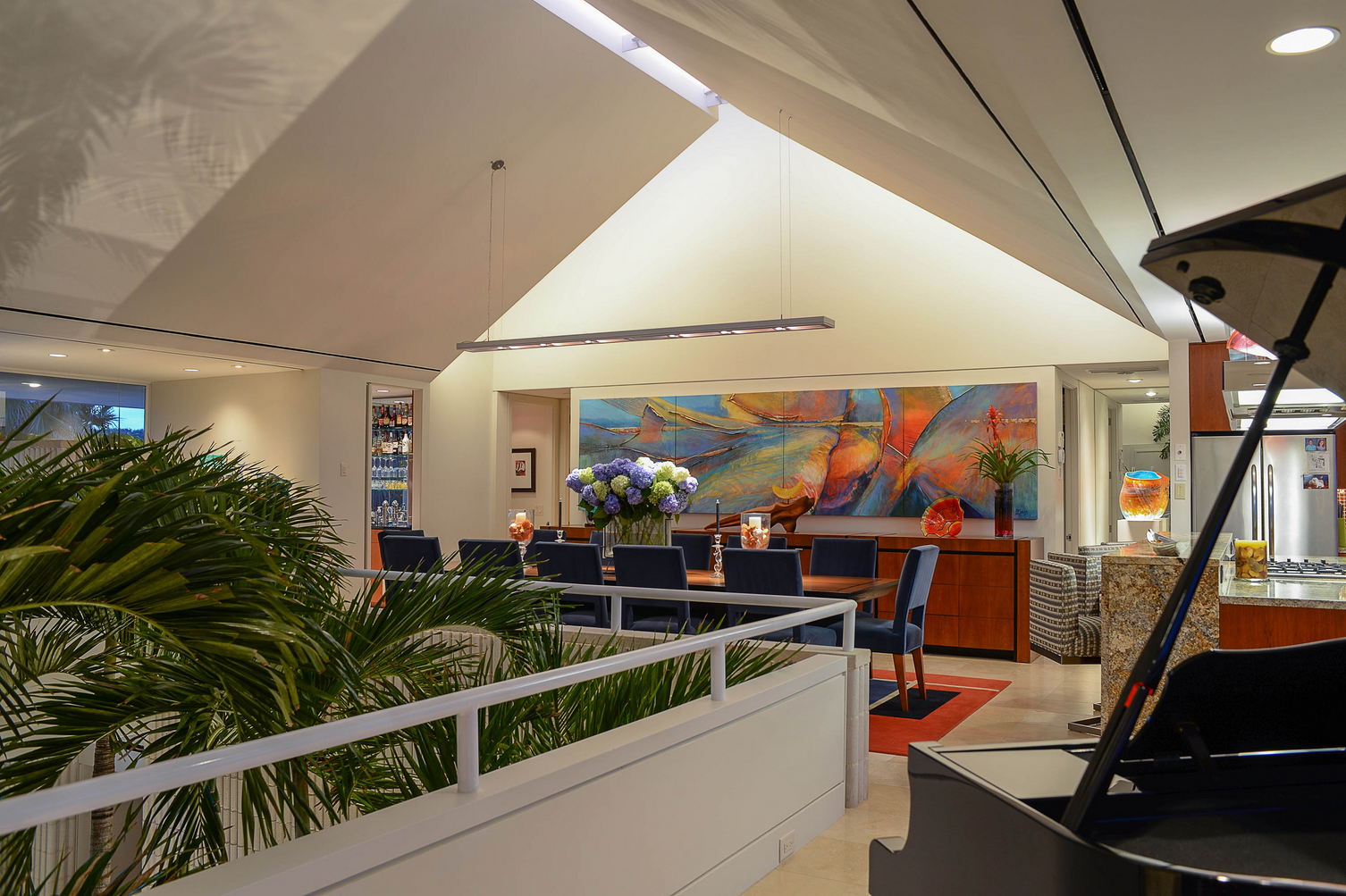 Phoenix Rising  , installed at Amelia Island's   Sealoft  residence.