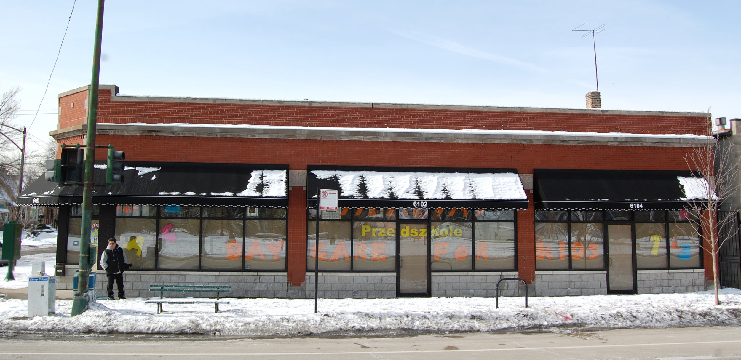 custom gut renovation, commercial design, storefront building