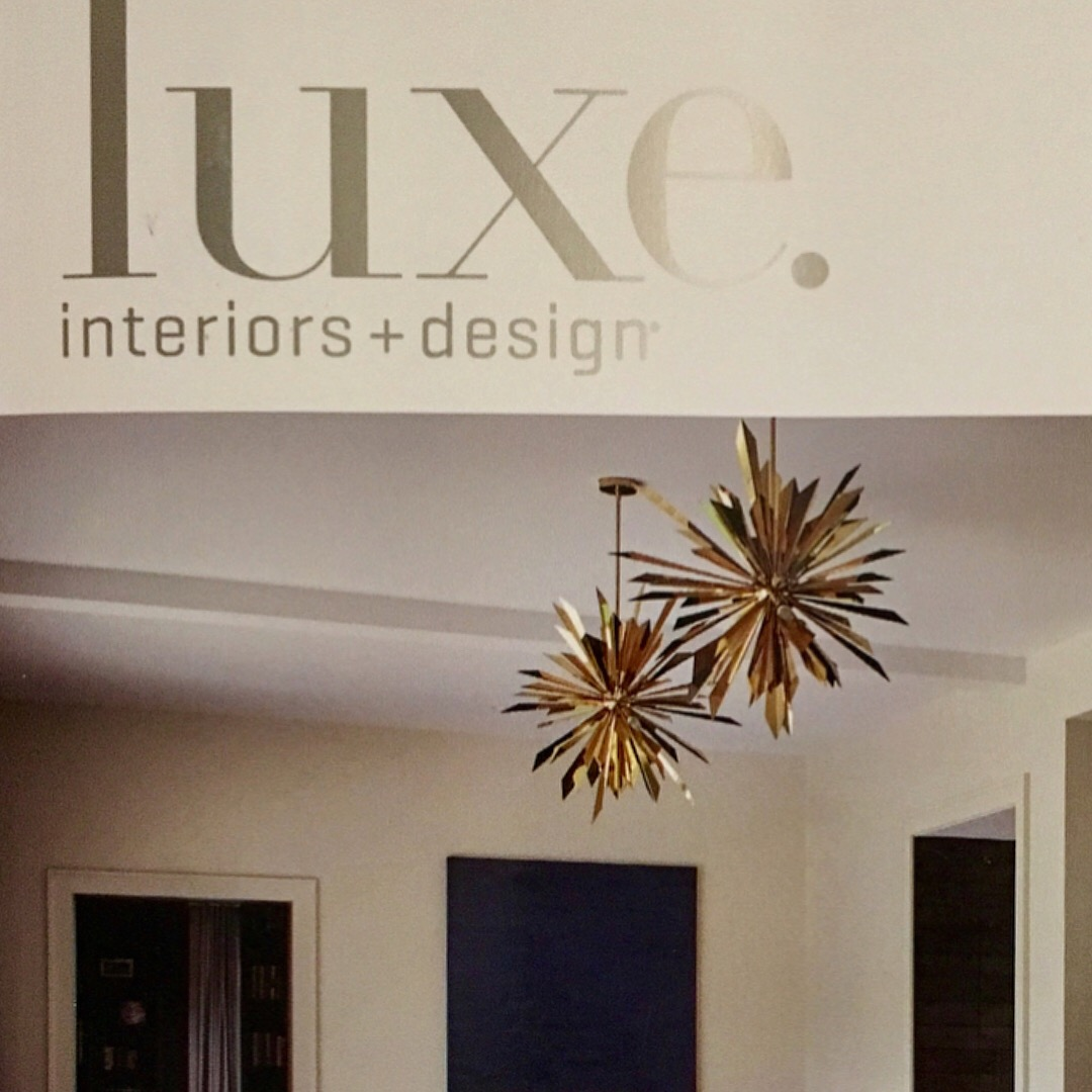 Luxe Interiors & Design March/April 2018