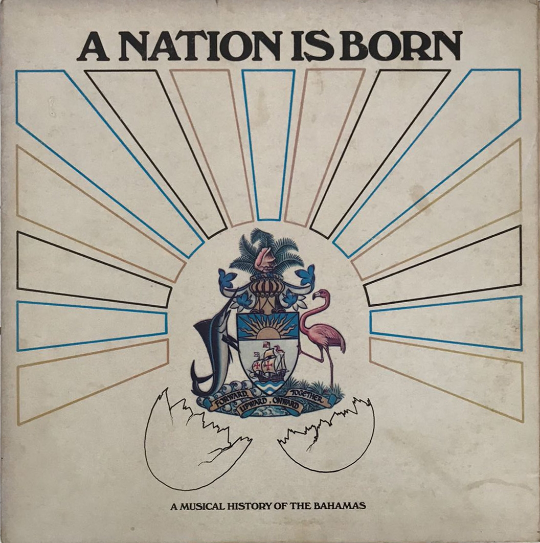 """Cover art for the album """"A Nation Is Born"""""""
